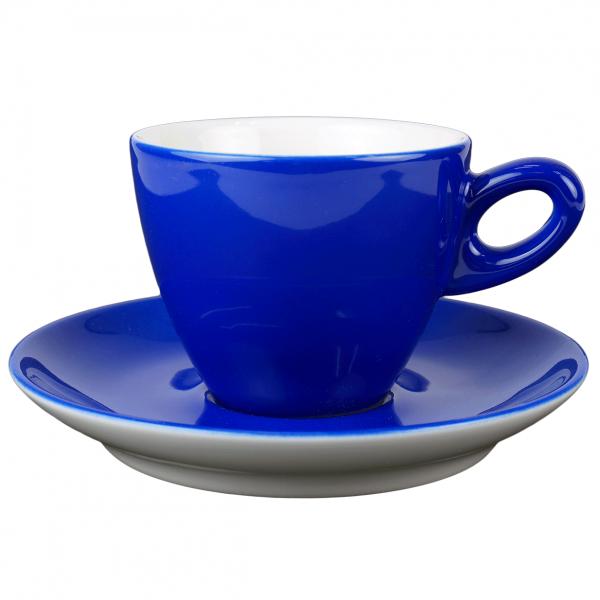 Alta cappuccinokopje - Marin blau