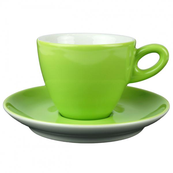 Alta cappuccinokopje - groen (kiwi)