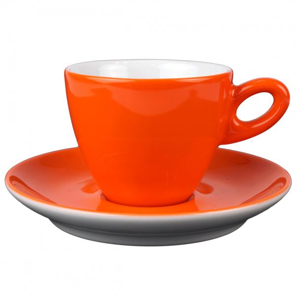 Alta cappuccinokopje - Oranje