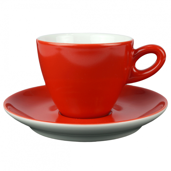 Alta cappuccinokopje - Rood