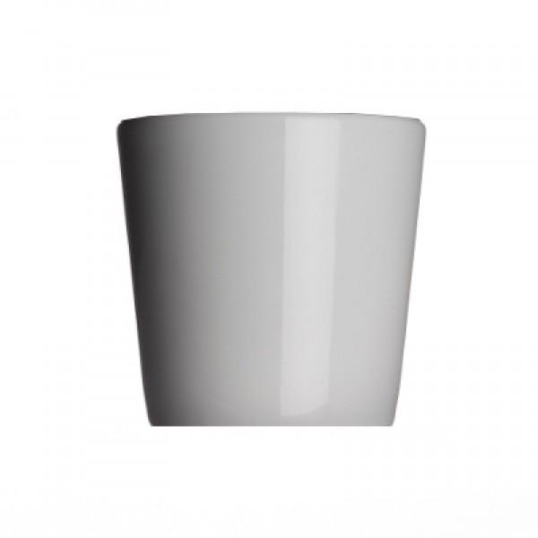 NYNY Cappuccinokop zonder oor - 460 018 wit