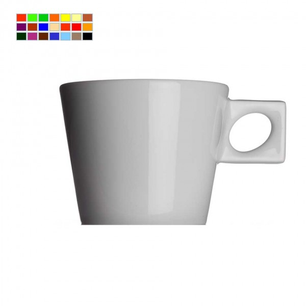 NYNY Cappuccinokopje - 460 020 - gekleurd